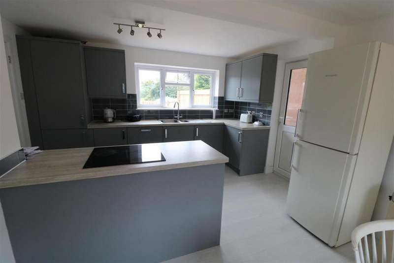 3 Bedrooms Semi Detached House for sale in Vauxhall, Newent