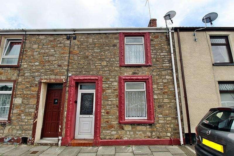 2 Bedrooms Terraced House for sale in York Terrace, Georgetown, Tredegar, Blaenau Gwent. NP22 3JX