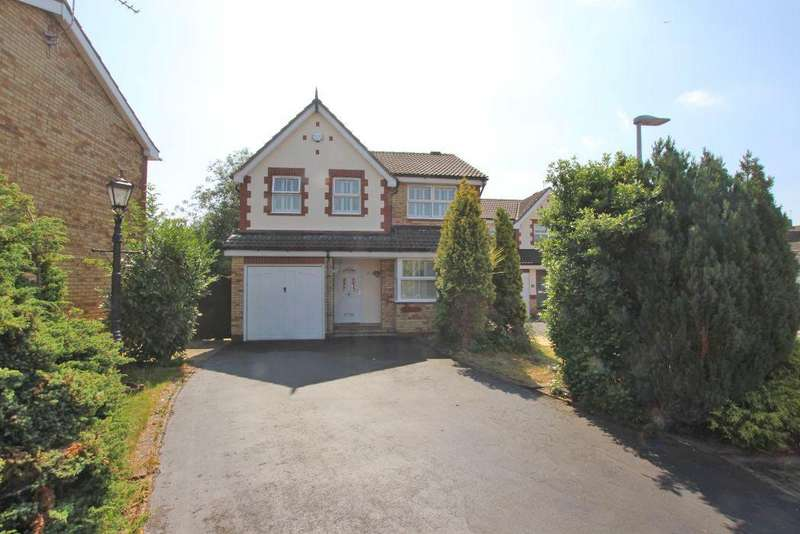 4 Bedrooms Detached House for sale in BARNETT PLACE, CLEETHORPES