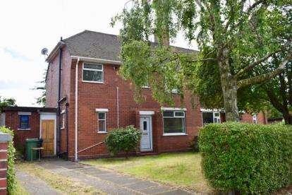 3 Bedrooms Semi Detached House for sale in Grange Avenue, Barnton, Northwich, Cheshire