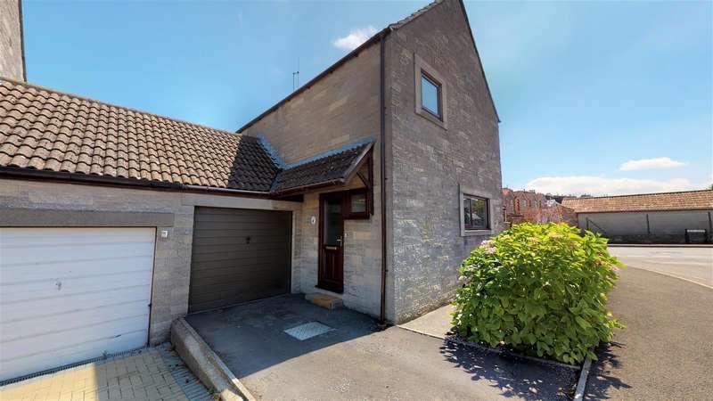4 Bedrooms Detached House for sale in Carter Road, Paulton, Bristol
