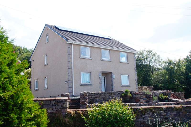 5 Bedrooms Detached House for sale in James Pit Road, Whitehaven, CA28