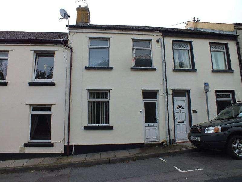 2 Bedrooms Terraced House for sale in Upper Waun Street, Blaenavon