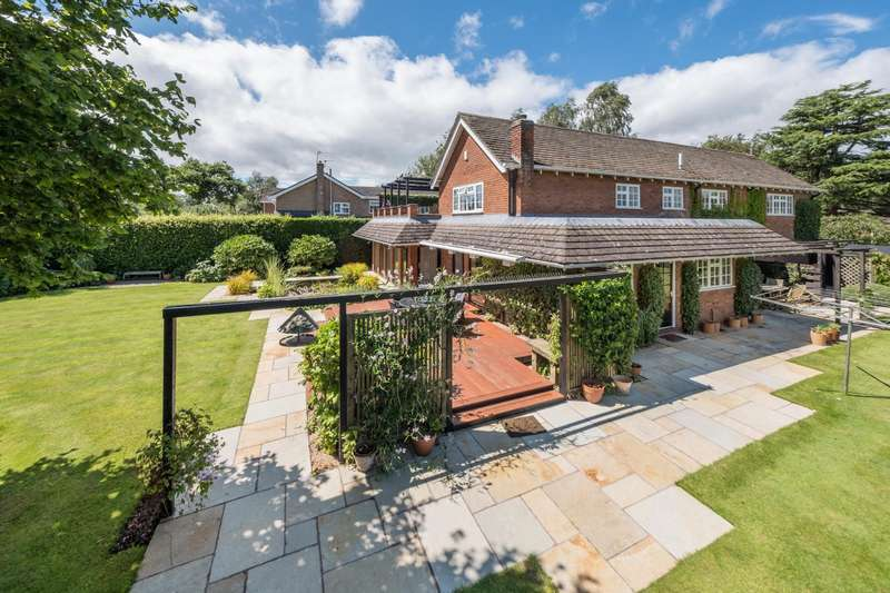 5 Bedrooms House for sale in 5 bedroom House Detached in Delamere Park