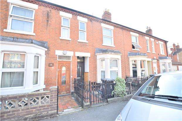 2 Bedrooms Terraced House for sale in Hethersett Road, GLOUCESTER, GL1 4DH