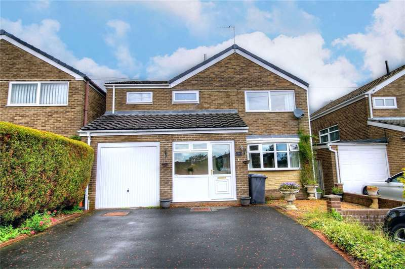 3 Bedrooms Detached House for sale in Prebend Row, Pelton, Chester le Street, DH2