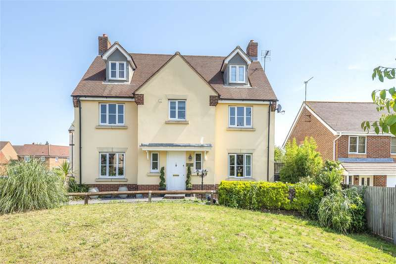 6 Bedrooms Detached House for sale in Gloucester Avenue, Shinfield, Reading, Berkshire, RG2