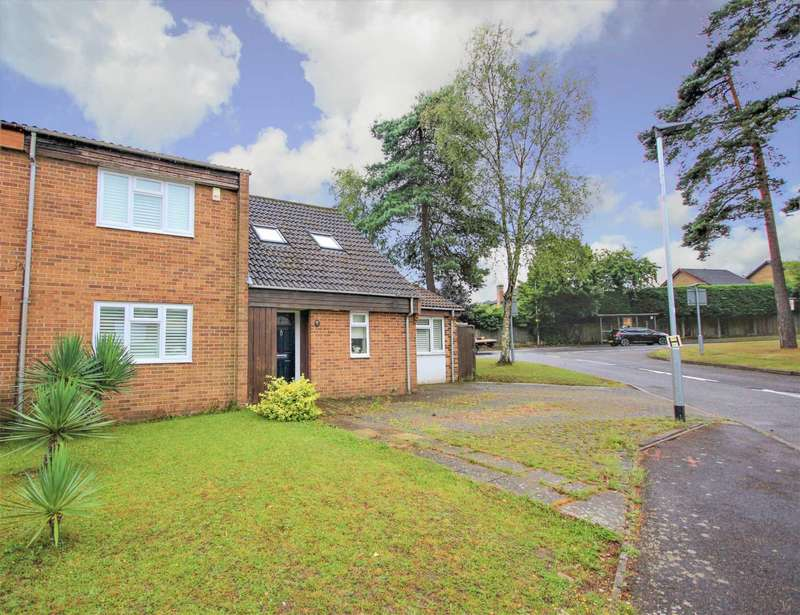 4 Bedrooms End Of Terrace House for sale in Fencote, Bracknell