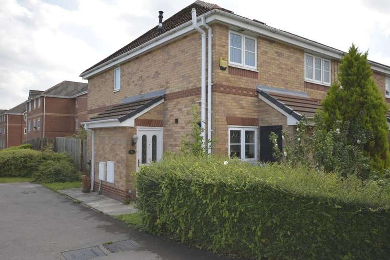 2 Bedrooms Flat for sale in Linnets Park, Runcorn, WA7