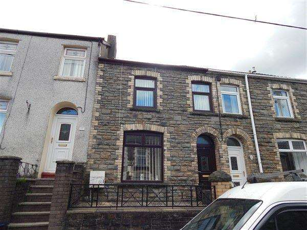 3 Bedrooms Terraced House for sale in Powell Street, Abertillery, NP13 1EG