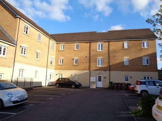 1 Bedroom Flat for rent in Heron Drive, Penallta, Hengoed