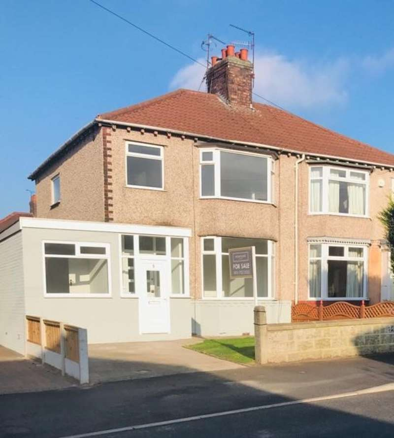 3 Bedrooms Semi Detached House for sale in Kirkmore Road, Mossley Hill, L18