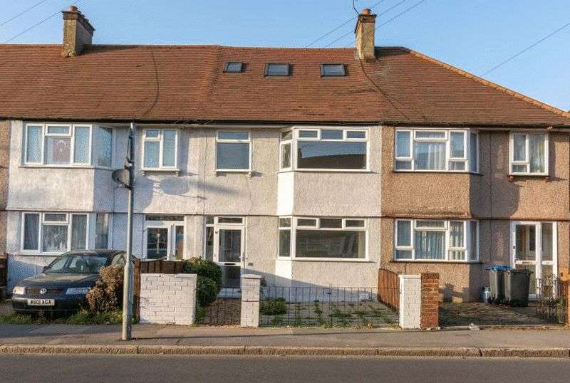 4 Bedrooms Property for sale in Grove Road, Mitcham