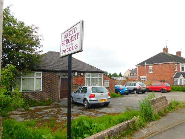 2 Bedrooms Land Commercial for sale in Sneyd Street, Stoke-On-Trent