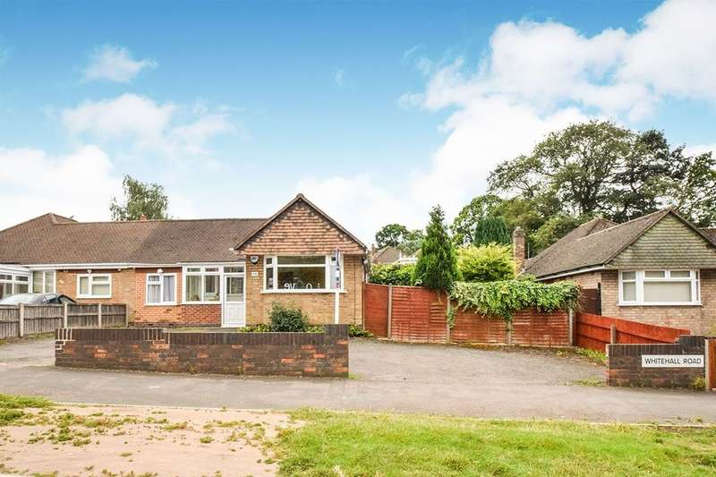 3 Bedrooms Semi Detached Bungalow for sale in Whitehall Road, LEICESTER, LE5