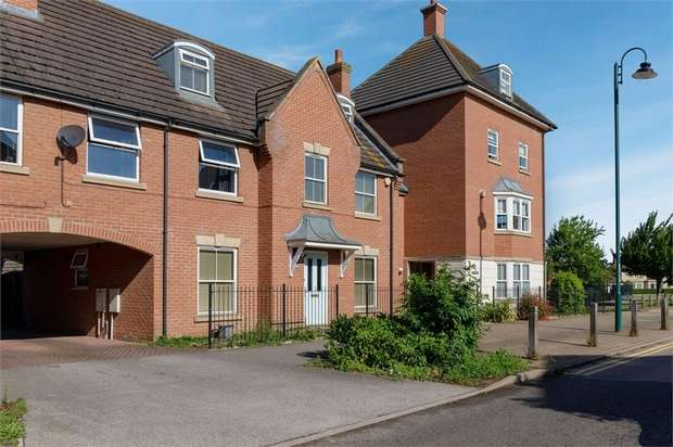 5 Bedrooms Terraced House for sale in Eagle Way, Hampton Vale, Peterborough, Cambridgeshire