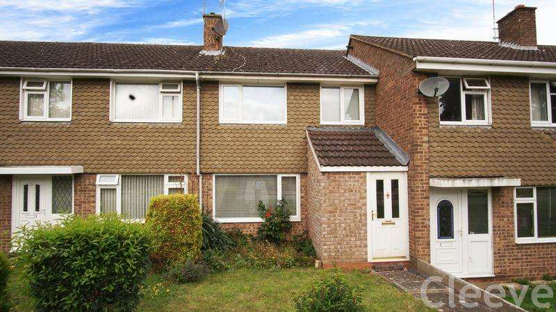 3 Bedrooms Terraced House for sale in Distel Close, Cheltenham