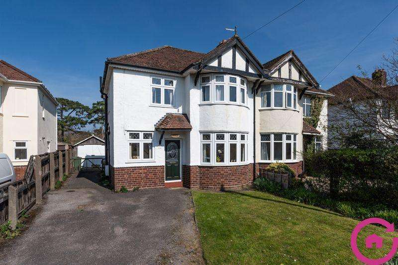 3 Bedrooms Semi Detached House for sale in Hatherley Road, Cheltenham