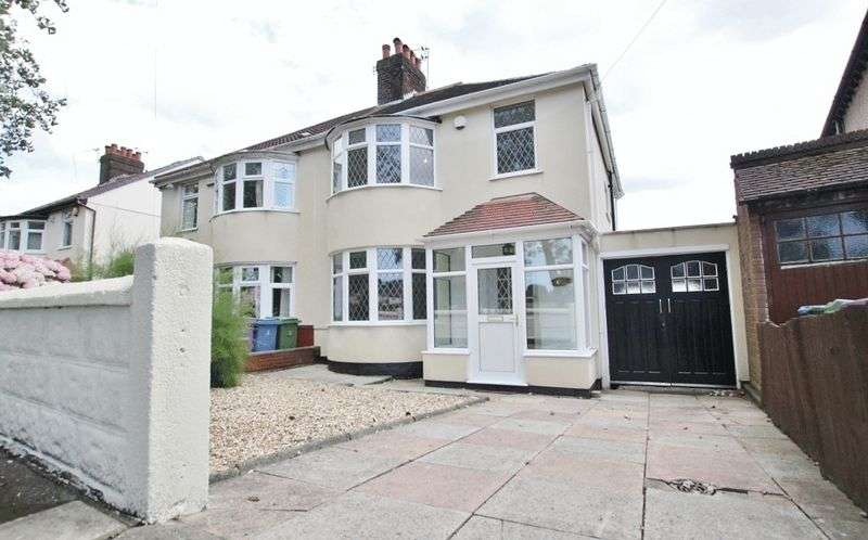 3 Bedrooms Property for sale in Thingwall Road, Wavertree, Liverpool, L15