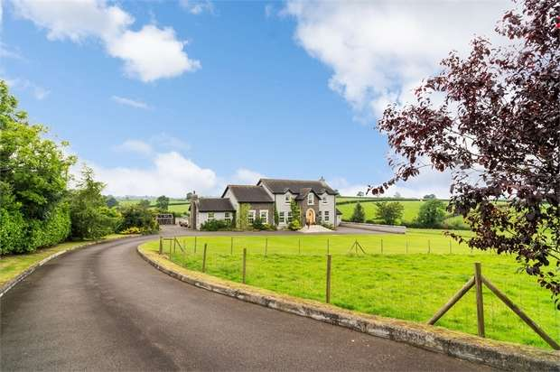 4 Bedrooms Detached House for sale in Laurelhill Road, Dromore, County Armagh