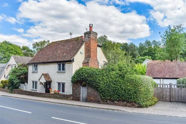 4 Bedrooms Detached House for sale in Great Bardfield, Braintree, Essex