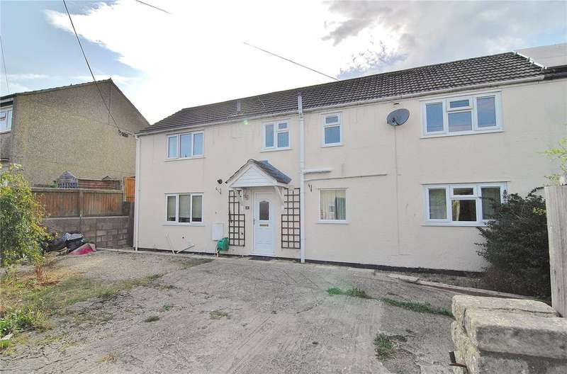 4 Bedrooms Semi Detached House for sale in Barnfield Road, Nailsworth, Stroud, Gloucestershire, GL6