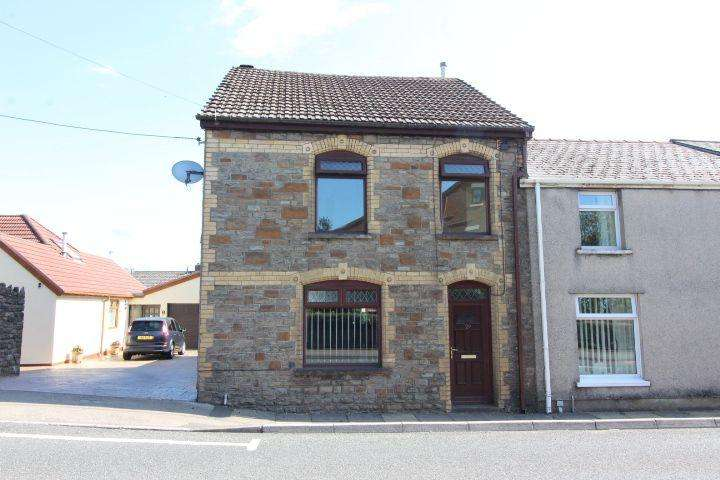 4 Bedrooms Terraced House for sale in Ael-y-Bryn, Beaufort, Ebbw Vale, NP23