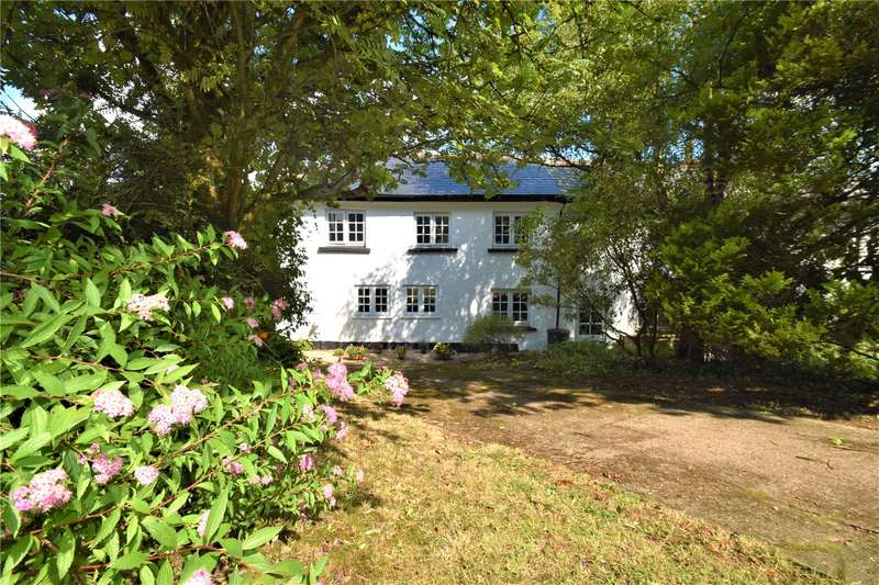 4 Bedrooms Semi Detached House for sale in Oakford, Tiverton, Devon, EX16