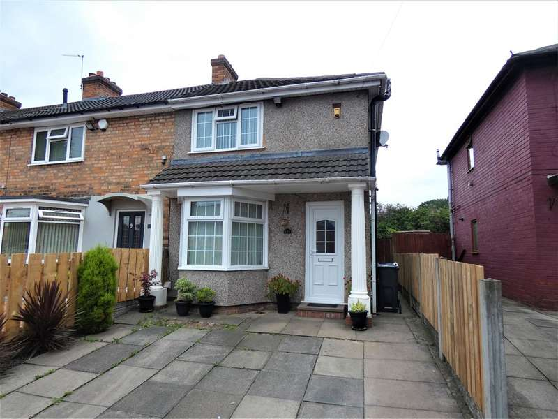 3 Bedrooms Semi Detached House for sale in Fieldhouse Road, Yardley, Birmingham