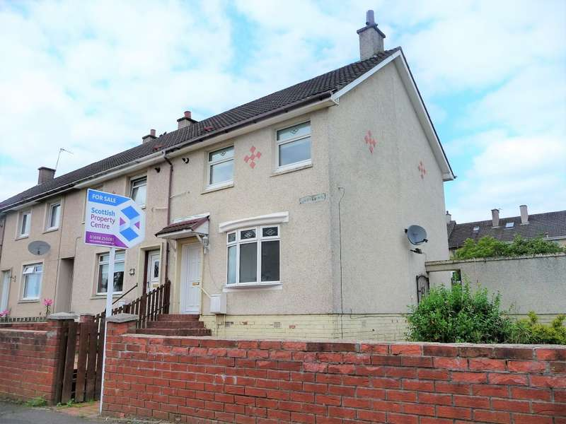 2 Bedrooms End Of Terrace House for sale in Stanefield Drive, Motherwell, ML1