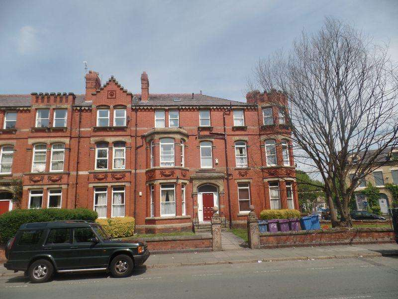 6 Bedrooms Terraced House for sale in 35 Princes Avenue, Liverpool