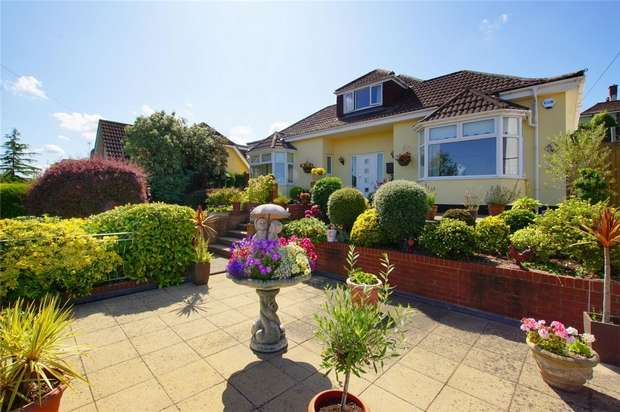 4 Bedrooms Detached House for sale in Beach Road West, Portishead, Bristol