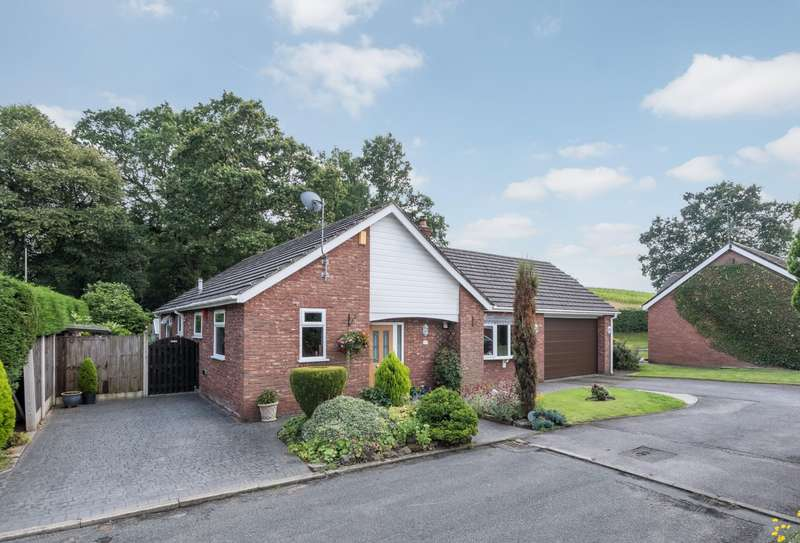 3 Bedrooms Detached Bungalow for sale in 3 bedroom Bungalow Detached in Delamere Park