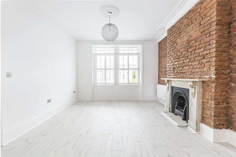 4 Bedrooms Flat for sale in Park Avenue, Bounds Green, N22