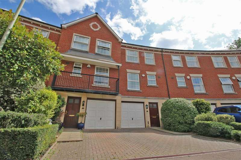 3 Bedrooms Terraced House for sale in Brookbank Close, Cheltenham