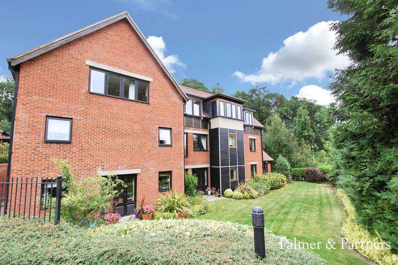 2 Bedrooms Apartment Flat for sale in Clarkson Court, Ipswich Road, Woodbridge