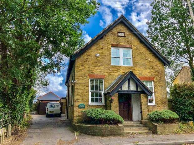 4 Bedrooms House for sale in Tunstall Road, Tunstall, SITTINGBOURNE, Kent