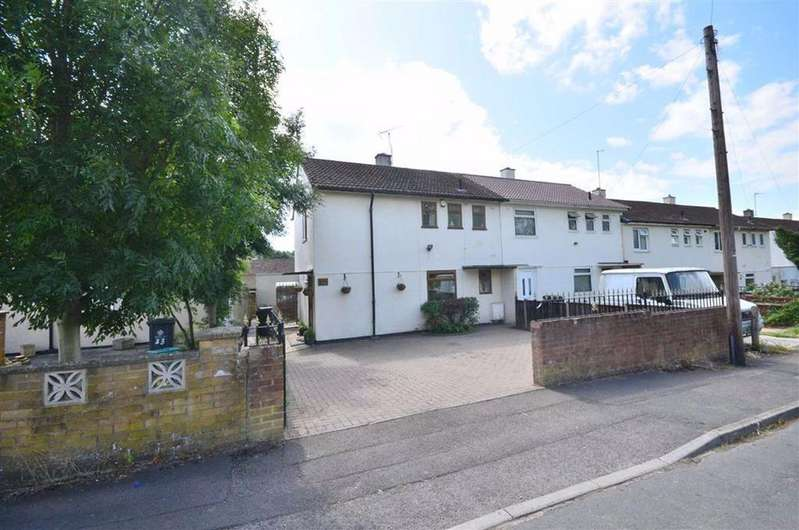 3 Bedrooms End Of Terrace House for sale in Arlingham Road, Tuffley