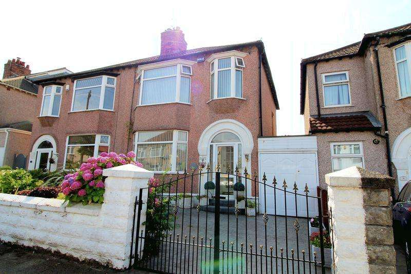 3 Bedrooms Semi Detached House for sale in Lammermoor Road, Liverpool