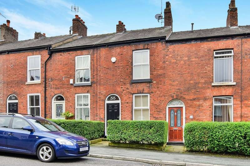 2 Bedrooms House for sale in Brook Street, Macclesfield, Cheshire, SK11
