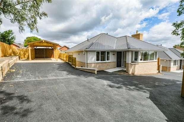 3 Bedrooms Detached Bungalow for sale in Deans Drove, Lytchett Matravers, Dorset