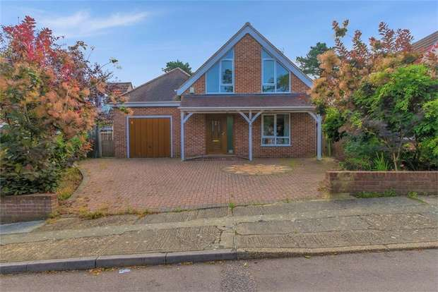 5 Bedrooms Detached House for sale in Ashley Gardens, Colchester, Essex