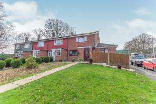 3 Bedrooms End Of Terrace House for sale in Hawbeck Road, Gillingham, Kent