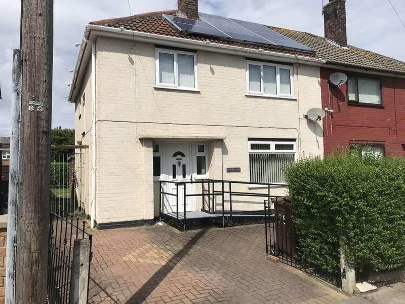 4 Bedrooms Semi Detached House for sale in Louis Pasteur Avenue, Bootle, Liverpool, L30
