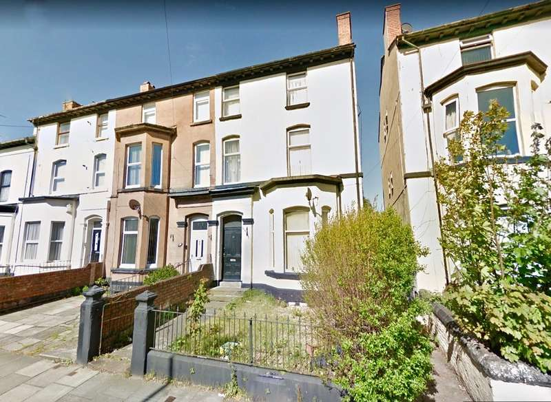 8 Bedrooms End Of Terrace House for sale in Oxford Road, Waterloo, Liverpool, L22