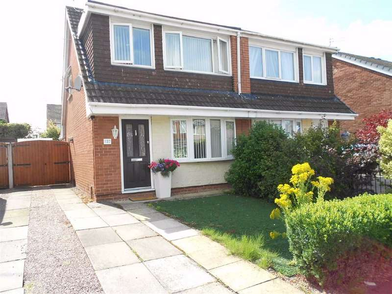3 Bedrooms Semi Detached House for sale in Lansdowne Road, Sydney, Crewe, Cheshire