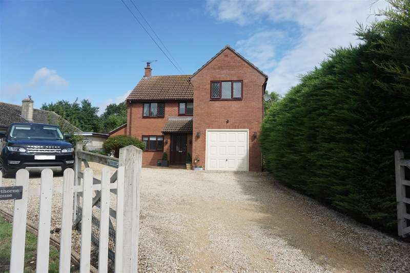 4 Bedrooms Detached House for sale in Bulkington, Devizes
