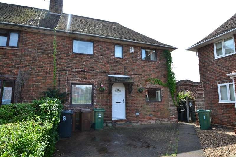 3 Bedrooms Semi Detached House for sale in Park Avenue, Loughborough, LE11 2HB