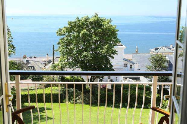 3 Bedrooms Apartment Flat for sale in Elvestone, Fore Street Hill, Budleigh Salterton, Devon