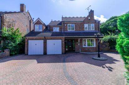 4 Bedrooms Detached House for sale in Appleby Gardens, Essington, Wolverhampton, Staffordshire